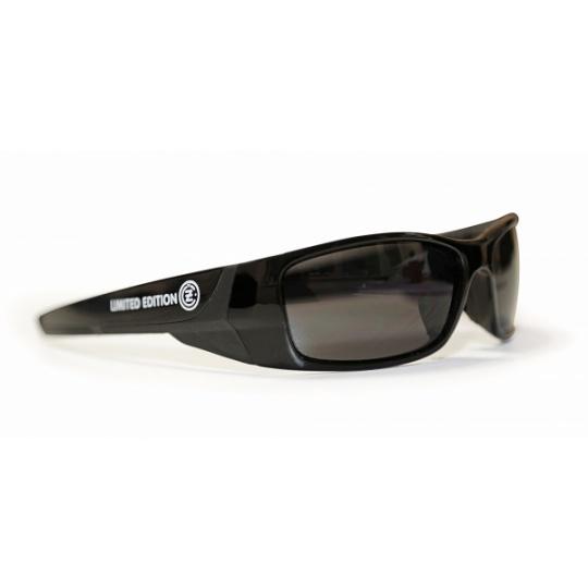 Sluneční brýle ČZ SUN černé/kouřová skla