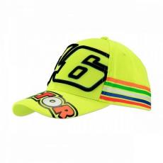 Kšiltovka Valentino Rossi VR46 žlutá 305028
