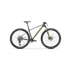 horské kolo MONDRAKER Podium Carbon R 29, carbon/yellow/green, 2021