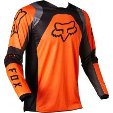 Pánský MX dres Fox 180 Lux Jersey Fluo Orange