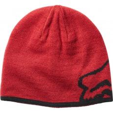 Pánská čepice FOX Streamliner Beanie Cardinal