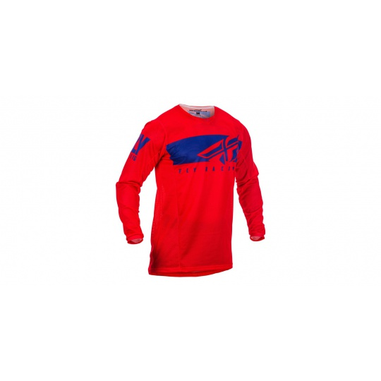 dres KINETIC MESH 2019.5, FLY RACING (červená/modrá)