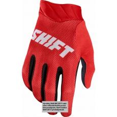 Pánské MX rukavice Shift 3ack Air Glove Red