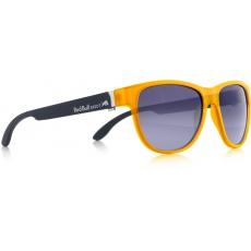 sluneční brýle RED BULL SPECT Sun glasses, WING3-003P, yellow, smoke gradient with blue flash POL, 53-16-145