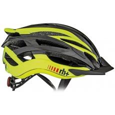 helma RH+ Z2in1, shiny dark carbon/shiny yellow
