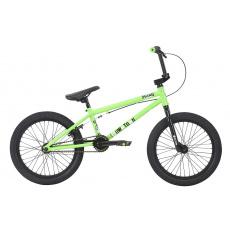 Freestyle BMX kolo Haro Downtown 18 Junior Lime - zelená