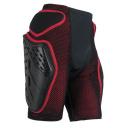 Chráničové šortky Alpinestars Freerire Black/Red