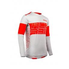 ACERBIS dres LINEAR MX limitovaná edicečervená/šedá