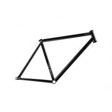 NS Bikes Analog Fixed Gear Hardcore rám - vel. L  Black