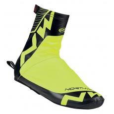 Návlek Northwave Acqua Shoecover Yellow Fluo/Black XXL