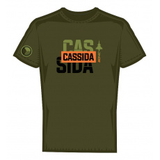triko SONIC, CASSIDA (zelená military)