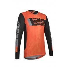 ACERBIS motokros dres MX OUTRUNoranž/černá