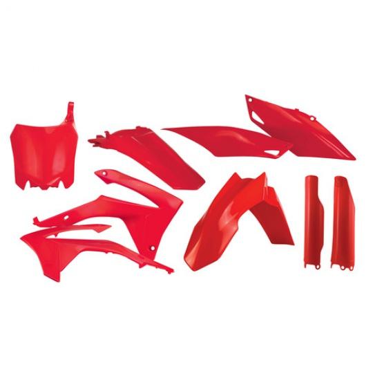 Acerbis plastový full kit CRF 250 14/17,CRF 450 13/16