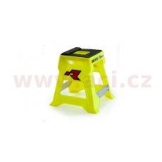 stojan MX R15 (technopolymer / hliník), RTECH (neon žlutý/černá)