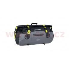 vodotěsný vak Aqua T-50 Roll Bag, OXFORD (černý/šedý/žlutý fluo, objem 50 l)