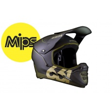 661 Reset helma MIPS Deep Forest Green - (sixsixone)  MIPS