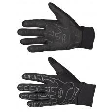 Pánské rukavice Northwave keleton W-Gel Long Gloves Reflective