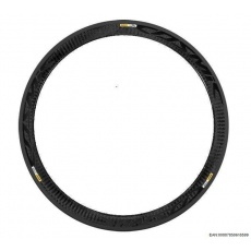 MAVIC KIT FRT COSMIC CARBONE SLE BLACK REF STICKER (LV2400200)