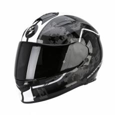 Moto přilba SCORPION EXO-510 AIR GUARD černo/bílá