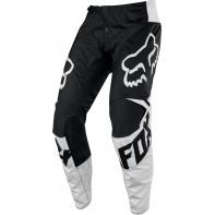 Dětské kalhoty na motokros FOX 180 Pant Youth Race Black 2018