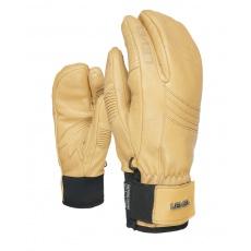 Pánské rukavice Level Rexford Trigger Beige 8,5 -