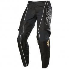MX kalhoty SHIFT WHIT3 VEGA PANT LE Black/Gold