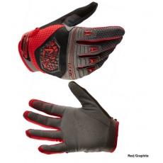 Royal VICTORY Red/Graphite rukavice červené