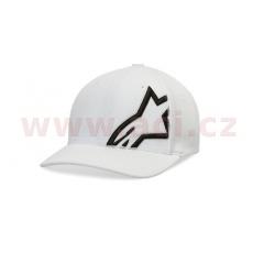 kšiltovka CORP SHIFT MOCK MESH HAT, ALPINESTARS (bílá/černá)