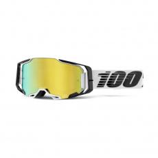 ARMEGA Goggle Atmos - Mirror Gold Lens