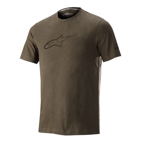 Alpinestars Ageless V2 Tech Tee Ride Dry - Grape Leaf