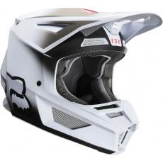 Pánská helma Fox V2 Vlar Helmet, Ece White