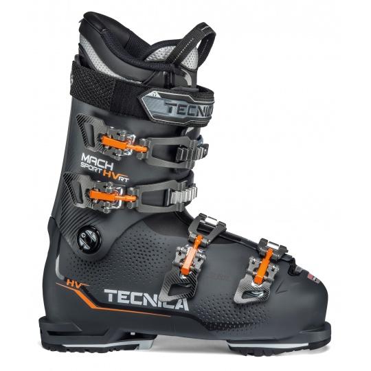lyžařské boty TECNICA Mach Sport 80 HV RT GW, graphite, rental, 19/20
