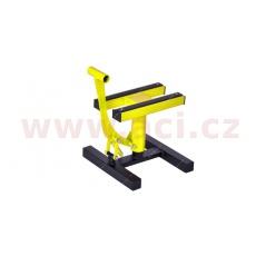 stojan MX, Q-TECH (černá matná/svítivě žlutá - neon)