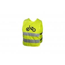 KELLYS Dětská reflexní vesta STARLIGHT bike - M