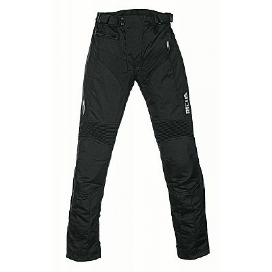 Moto kalhoty RICHA EVEREST černé zkrácené
