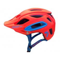 7idp - SEVEN (by Royal) helma M2 Matt Neon Red / Neon Blue