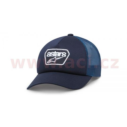 kšiltovka JOE HAT, ALPINESTARS (tmavě modrá)