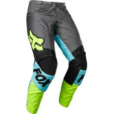 Pánské MX kalhoty Fox 180 Trice Pant Teal