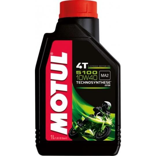 motorový olej 5100 4T 10W40 1 litr