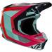 Pánská přilba Fox V2 Voke Helmet, Ece Aqua