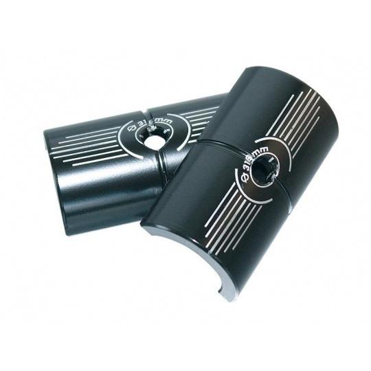 SHAMANRACING redukce řídítek 31,8/35,0mm