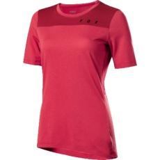 Dámský dres Fox Womens Ranger Dr Ss Jrsy Cardinal