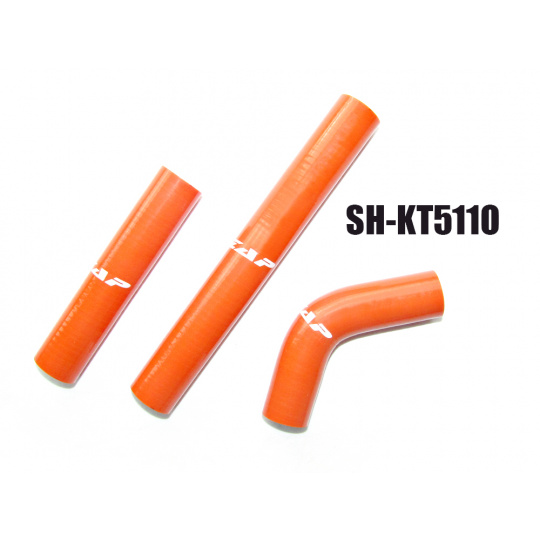 sada hadic chladiče  KTM EXC 250/ 300 2T 08-11