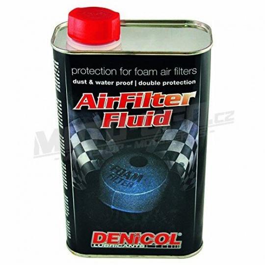Olej na pěnové vzduchové filtry DENICOL AIR FILTER FLUID