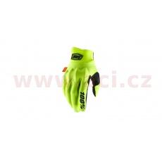 rukavice COGNITO, 100% (žlutá/černá)
