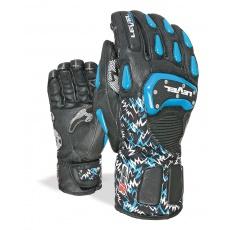 Pánské rukavice Level SQ CF Black 8 -