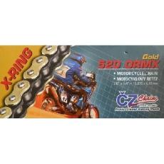 Řetěz ČZ REGINA 135 RX 520 118 článků