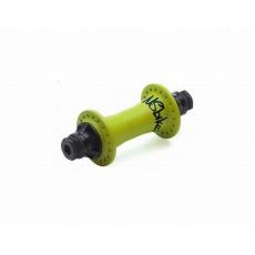 NS Bikes Rotary 10 přední náboj Lime  - 36 děr