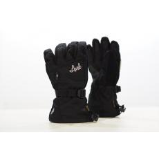 Dámské rukavice Level Vertical W Black 8.5 -