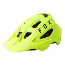 Cyklo přilba Fox Speedframe Helmet Mips Fluo Yellow